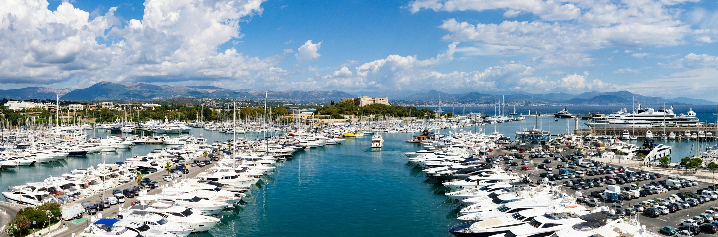 Yachts for charter Antibes